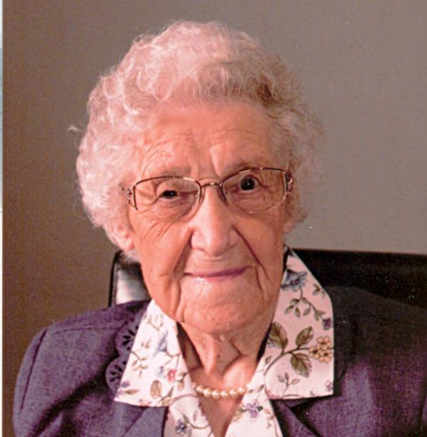 Edith Martin: obituary...