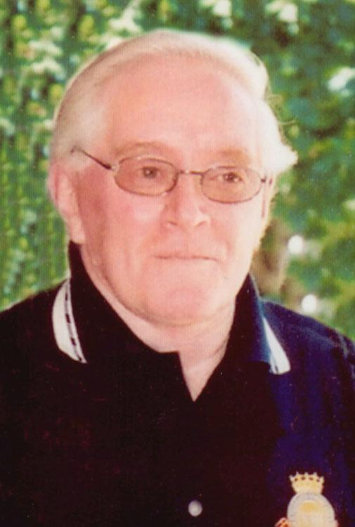 George Hodge: obituary and death notice on InMemoriam