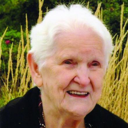 Saint Catherine University >> Yvonne Niles: obituary and death notice on InMemoriam