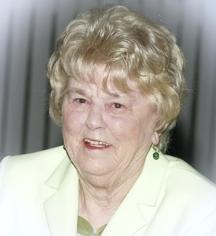 Margaret Frances (Marg) Wade: obituary and death notice on InMemoriam