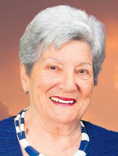 Lisette Morin (née Dubord)