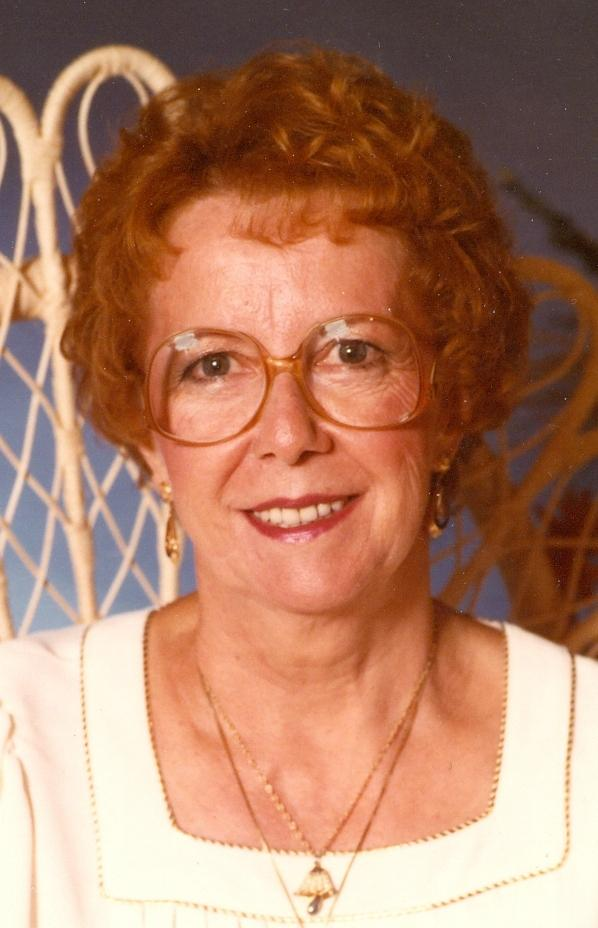 Thérèse Blanchard Hébert