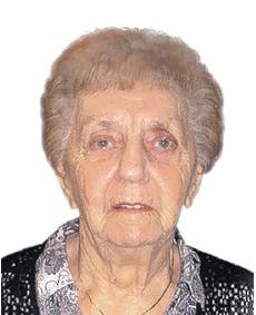 Gertrude Roy (Née Venne)