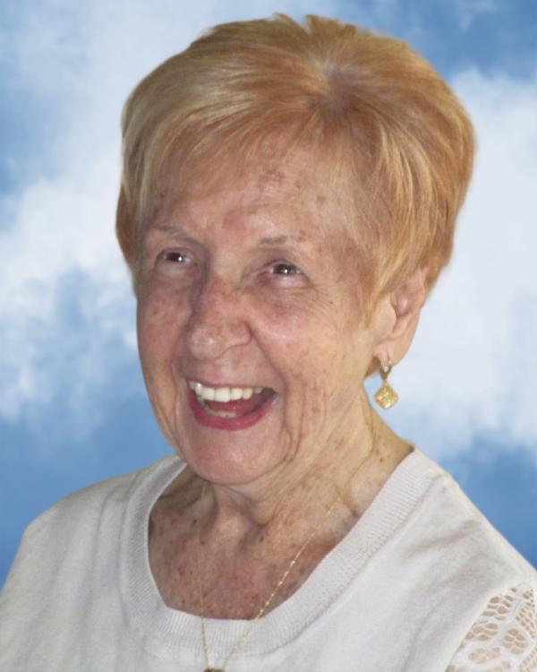 Réjeanne Béchard (Née Gauthier)