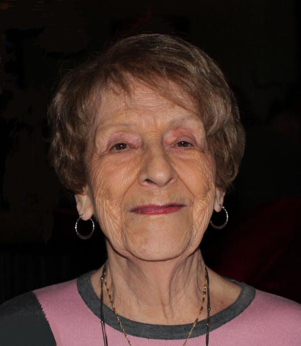 Gertrude Bélanger Morin