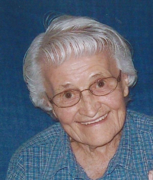 Thérèse  Beauregard Boucher