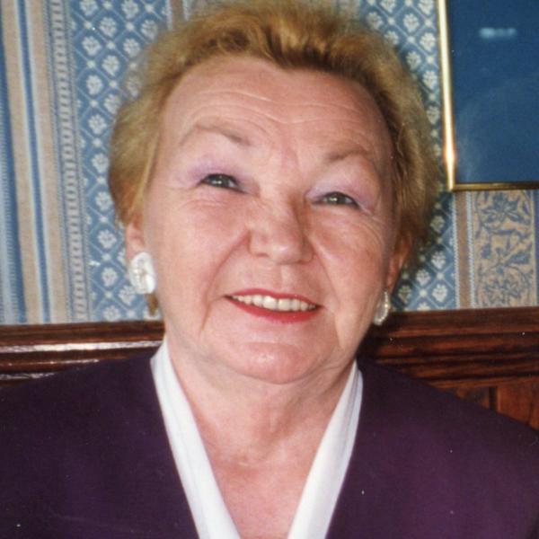 Madeleine Parenteau