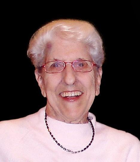 Aline Boucher née Landry
