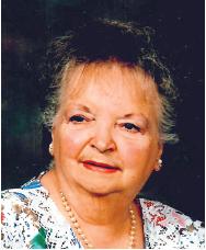 Jacqueline Benjamin (Née Richard)