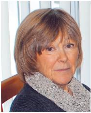 Ginette Cadieux (Née Larivière)