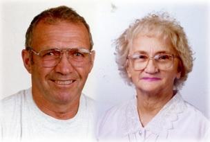 Justin et Thérèse Hervieux Déry
