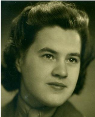 Marguerite Dussault