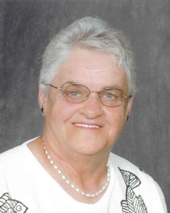 Doris Gaudreau Pouliot