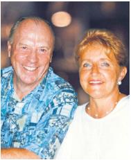 Lise Ménard Gosselin et Jean Gosselin