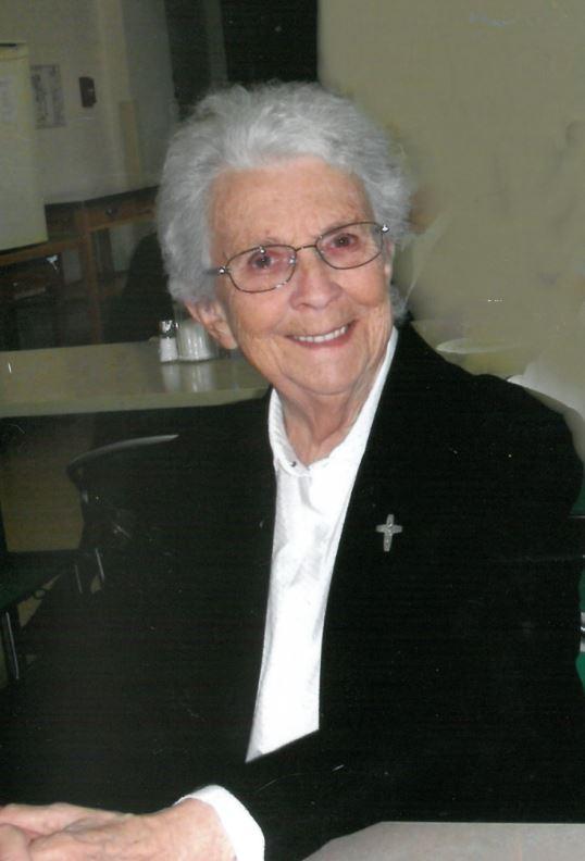 Soeur Marie-Reine Lefebvre