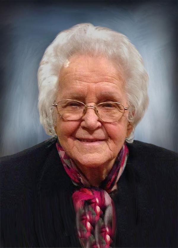 Pauline Saucier-Laurendeau