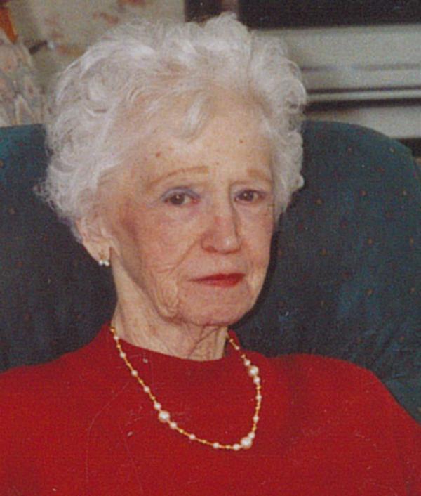 Madeleine Charbonneau