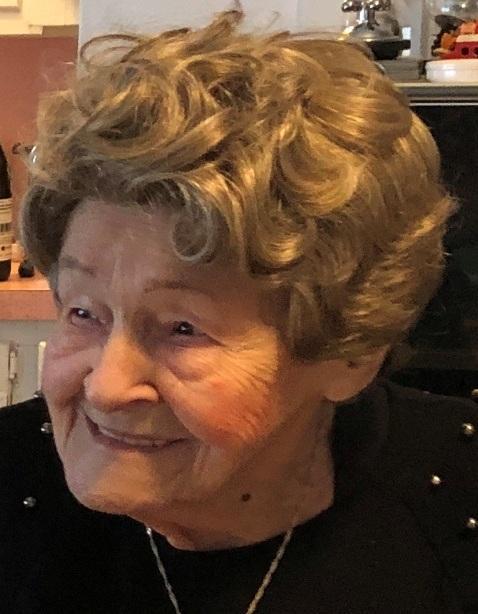 Rachel Lebel (née Éthier)