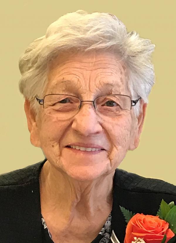 Yvette Bilodeau Vachon