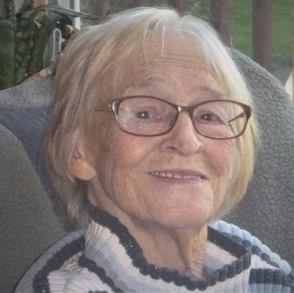 Madeleine Boudreau Cloutier
