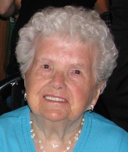 Marie-Annette Ferland Bisson