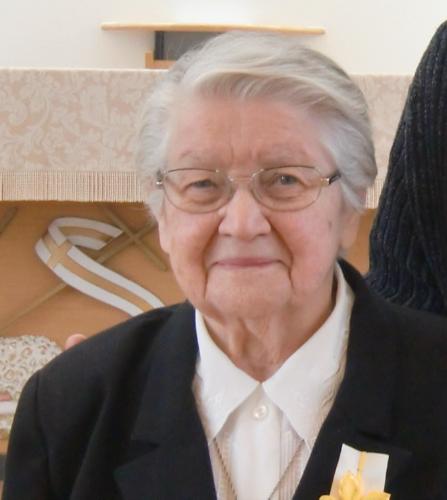 Soeur Thérèse Desrosiers