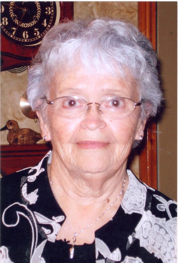 Jacqueline Gervais Hallé