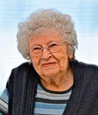 Jacqueline Samson (Née Roy)