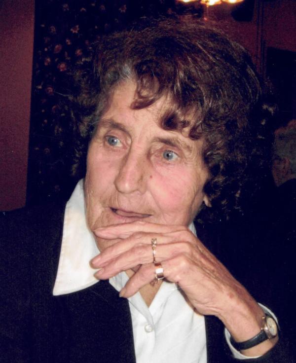 Yvette Fleury Marcoux
