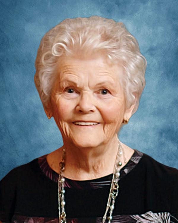 Doris Dumouchel (Née Duquette)