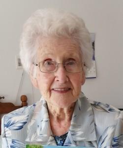 Rita Lagueux Lefebvre