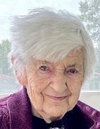 Doris May Clouston