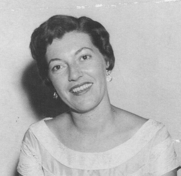 Margaret Thomas Obituary And Death Notice On Inmemoriam
