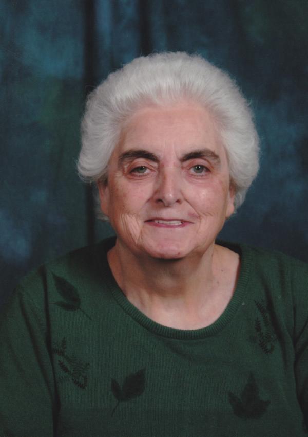 Lunenburg Nova Scotia >> Shirley Zwicker: obituary and death notice on InMemoriam