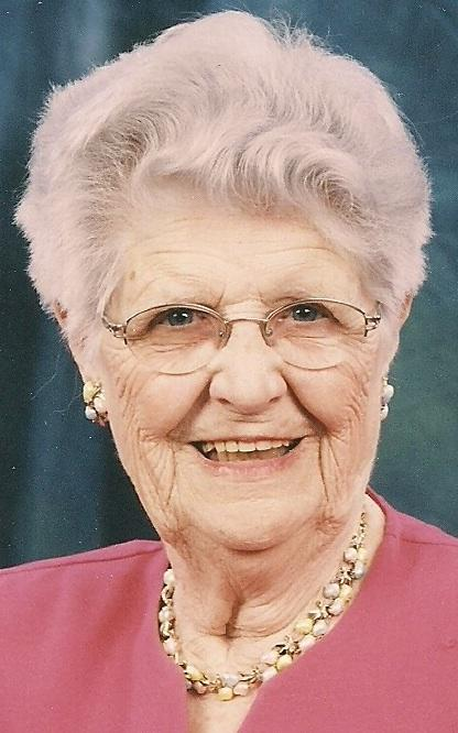 Ruby Erna Macrae Nee Roberts Obituary And Death Notice